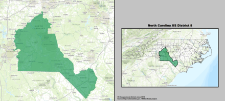2013-2017 North Carolina US Congressional District 8 (since 2013).tif
