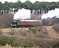 North Norfolk Railway - quad-art set - geograph.org.uk - 1749200.jpg