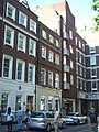 North side of Soho Square (geograph 2421862).jpg