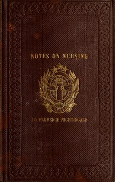 File:Notes on Nursing What It Is, and What It Is Not.djvu