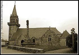 Notre-Dame du Cloître Saint-Thégonnec