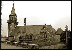 Le Cloître-Saint-Thégonnec - Notre-Dame of the Cloître Saint-Thégonnec