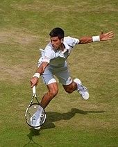 Roland Garros Handdoek.Novak Djokovic Wikipedia