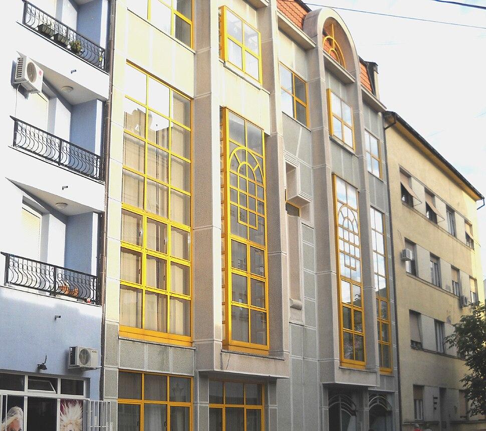 Novi Sad, Christian Adventist Church