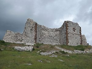 Stefan Milutin - Novo Brdo Fortress was built by Stefan Milutin in 1285.