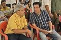 Nrisingha Prasad Bhaduri Talks with Sabyasachi Chakrabarty - Kolkata 2016-07-29 5233.JPG