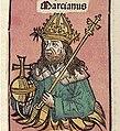 Nuremberg chronicles - Marcianus cropped.jpg