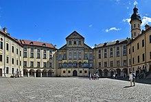 Schloss Njaswisch (Quelle: Wikimedia)