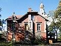 OPOLE pałacyk właściciela fabryki XIXw -widok z boku ul Marka z Jemielnicy2. sienio.JPG