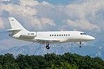 OY-SNK Dassault Falcon 2000 F2TH - MMD Air Alsie (28153794502).jpg