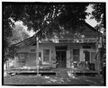 Oakland Plantation, Plantation Store and Post Office, Route 494, Bermuda, Natchitoches Parish, LA HABS LA,35-BERM,2-O-7.tif