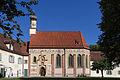 Obermenzing - Schloss Blutenburg - Kapelle - Außenansicht 001.jpg