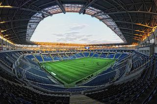 2019 Ukrainian Super Cup Football match