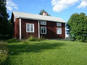 Lapp-Nils - The home of Lapp-Nils in Önet, Offerdal