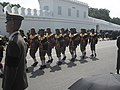 Officers after the royal funeral procession of King Bhumibol Adulyadej (01).jpg