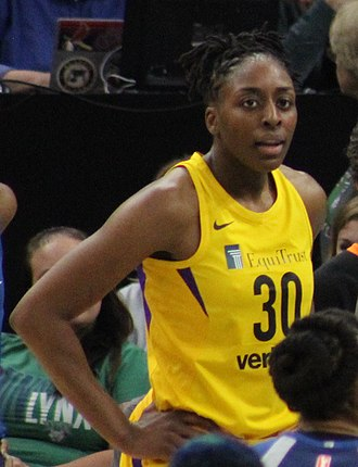 Nneka Ogwumike - Ogwumike in 2018