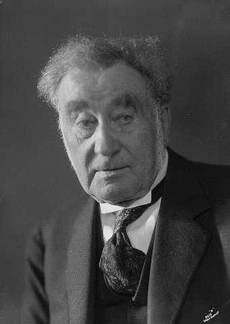 Ola Thommessen - Thommessen in 1928