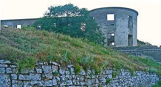 Halltorp - Part of the historic Halltorp estate, Borgholm Castle ruin