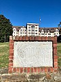 Old Kenilworth Inn Cornerstone, Kenilworth Inn, Kenilworth, Asheville, NC (32767799788).jpg
