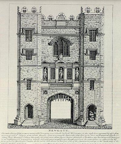 ニューゲート監獄