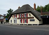 Old Thatched House pub, Southampton