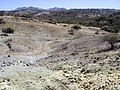 Olduvai Gorge, fossil sites.jpg