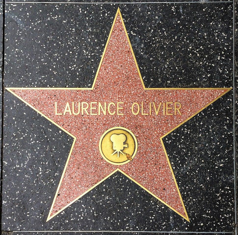 Olivier star