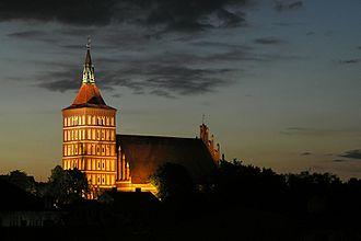 Olsztyn - St. James's Cathedral