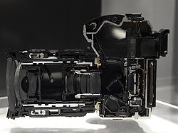 Lithium Ion Battery >> Olympus E-3 - Wikipedia