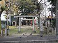 Omatsu Inari-jinja Shinto-Shrine 20131209.JPG