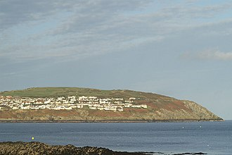 Onchan - Onchan Head From The Sea