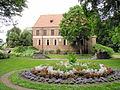 Oporów, zamek, 1434-1449, 1657, 1962-65.JPG