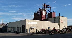 Nyssa, Oregon - Oregon Trail Agriculture Museum in Nyssa