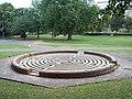 Ornamental maze, Victoria Park - geograph.org.uk - 656593.jpg