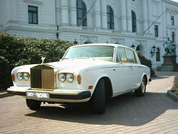 Rolls Royce Silver Shadow
