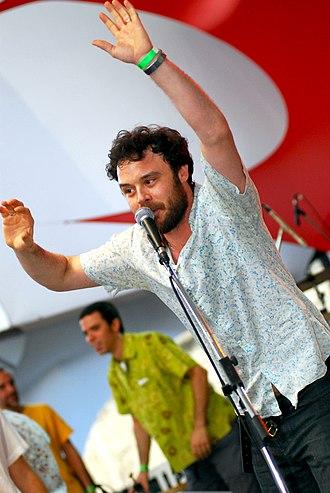 Rodrigo Amarante - Amarante in 2008