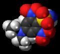Oryzalin molecule spacefill.png