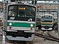 Osaki Station (Rinkai Line and Shonan-Shinjuku Line).jpg