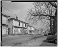 Oscar F. and Cletus Mitchell House, 627-29 Gallagher Street, Springfield, Clark County, OH HABS OHIO,12-SPRIF,23-4.tif