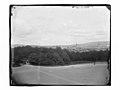 Oslo. Oversikt fra Slottet mot St.Olavs kirke og Trefoldighetskirken - NB MS G4 0351.jpg