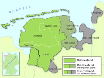 Ost Friesland Wikipedia