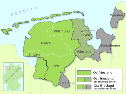strand ostfriesland festland
