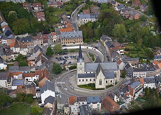 Overijse Municipality in Flemish Community, Belgium