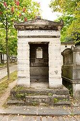 Tomb of Duchamp