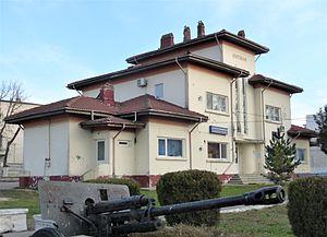 Mihail Kogălniceanu, Constanța - Image: P1010906 Dispensar