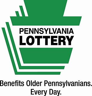 Pennsylvania Lottery Lottery operated by the Commonwealth of Pennsylvania