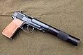 PB silent pistol at Tank Biathlon 2014 02.jpg