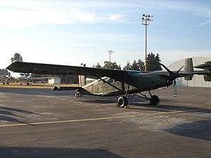 Santa Lucía Air Force Base Num 1 - Image: PC 6 FAM