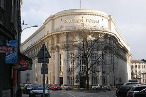 Powszechna Kasa Oszczędności Bank Polski - PKO Bank Polski in Kraków