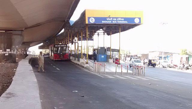 Bhosari Bus Terminal